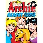 Archie Giant Comics Jackpot! by Archie Superstars, 9781627388023