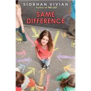 Same Difference by Vivian, Siobhan, 9780545758024
