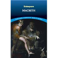 Macbeth by Shakespeare, William, 9780486278025