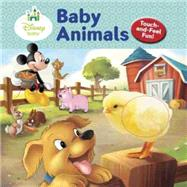 Disney Baby Baby Animals by Disney Book Group; Disney Storybook Art Team, 9781484718025