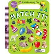 Early Learning Fun: Match It! by Priddy, Roger, 9780312518028