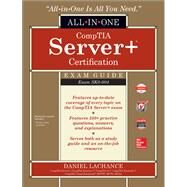 CompTIA Server+ Certification All-in-One Exam Guide (Exam SK0-004) by Lachance, Daniel, 9781259838033