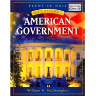 Magruder's American Government by Unknown, 9780131668034