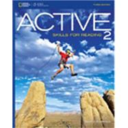 Active Skills for Reading 2 by Anderson, Neil J., 9781133308034