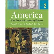 America by Shi, David Emory; Tindall, George Brown; Lee, Jonathan (CON), 9780393938036
