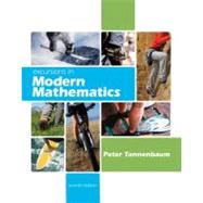 Excursions in Modern Mathematics by Tannenbaum, Peter, 9780321568038