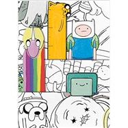 Adventure Time Two-pocket Journal by Cartoon Network, 9781419718038