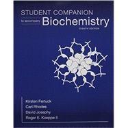 Student Companion for Biochemistry by Berg, Jeremy M.; Tymoczko, John L.; Stryer, Lubert, 9781464188039
