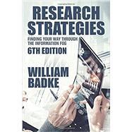 Research Strategies by Badke, William, 9781532018039