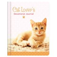 Cat Lover's Devotional Journal by Barbour Staff, 9781616268039