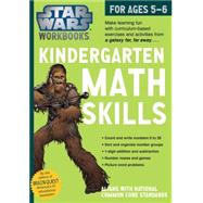 Star Wars Kindergarten Math Skills, for Ages 5-6 by Workman Publishing, 9780761178040