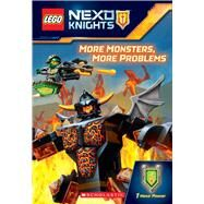 More Monsters, More Problems (LEGO NEXO Knights Chapter Book) by West, Tracey, 9781338038040