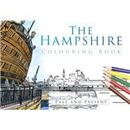 The Hampshire Colouring Book by History Press, 9780750968041