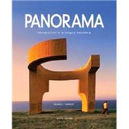 Panorama: Volume 1 with Supersite Plus by Blanco, 9781617678042