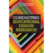 Conducting Educational Design Research by McKenney; Susan, 9780415618045
