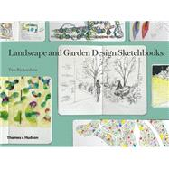 Landscape and Garden Design Sketchbooks by Richardson, Tim, 9780500518045