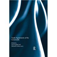 Trade Agreements at the Crossroads by Frankel; Susy, 9781138918047