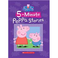 Five-Minute Peppa Stories (Peppa Pig) by Unknown, 9781338058048