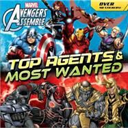 Avengers: Top Agents & Most Wanted by Marvel Press Book Group, 9781484728048