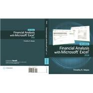Financial Analysis with Microsoft Excel 2016, 8E by Mayes, Timothy R.; Shank, Todd M., 9781337298049