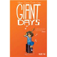 Giant Days 2 by Allison, John; Treiman, Lissa; Sarin, Max; Cogar, Whitney; Campbell, Jim, 9781608868049