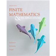Finite Mathematics & Its Applications by Goldstein, Larry J.; Schneider, David I.; Siegel, Martha J., 9780321878052