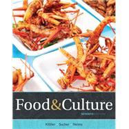 Food and Culture by Kittler, Pamela Goyan; Sucher, Kathryn P.; Nelms, Marcia, 9781305628052
