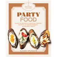 Party Food by Spungen, Susan, 9781579658052