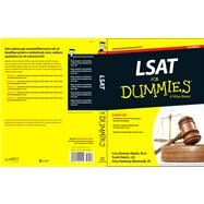 Lsat for Dummies by Hatch, Lisa Zimmer, 9781118678053