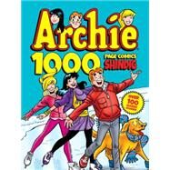 Archie 1000 Page Comics Shindig by ARCHIE SUPERSTARS, 9781627388054