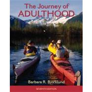 Journey of Adulthood by Barbara R. Bjorklund Ph.D., 9780205018055
