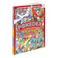 Pokemon HeartGold & SoulSilver The Official Pokemon Kanto Guide National Pokedex by THE POKEMON COMPANY INTL., 9780307468055