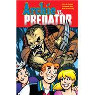Archie vs. Predator by De Campi, Alex; Ruiz, Fernando, 9781616558055