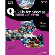 Q:Skills for Success 2E Reading and Writing Intro Student Book by Bixby, Jennifer; McVeigh, Joe, 9780194818056