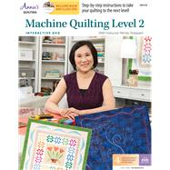 Machine Quilting Level 2 by Sheppard, Wendy, 9781573678056