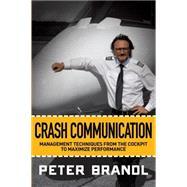 Crash Communication by Brandl, Peter, 9781630478056