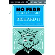 Richard II by SparkNotes, 9781454928058