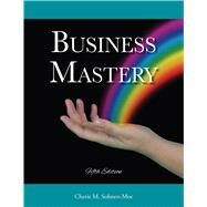 Business Mastery by Sohnen-Moe, Cherie M., 9781882908059