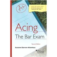 Acing the Bar Exam by Darrow-Kleinhaus, Suzanne, 9781634608060