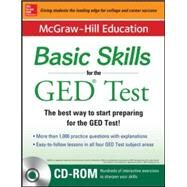 McGraw-Hill Education Basic Skills for the GED Test with DVD (Book + DVD Set) by Unknown, 9780071838061