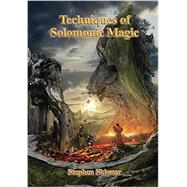 Techniques of Solomonic Magic by Skinner, Stephen, Dr., 9780738748061