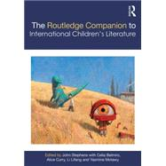 The Routledge Companion to International Childrens Literature 9781138778061N
