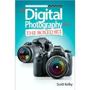 Scott Kelby's Digital Photography Boxed Set, Parts 1, 2, 3, 4, and 5 by Kelby, Scott, 9780133988062