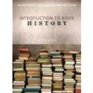 Introduction to Book History by Finkelstein; David, 9780415688062