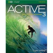 Active Skills for Reading 3 by Anderson, Neil J., 9781133308065