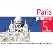 Paris Popout Map by Compass Maps Ltd., 9781910218068