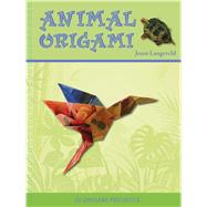 Animal Origami by Langeveld, Joost, 9781626868069