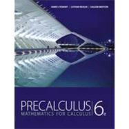 Precalculus : Mathematics for Calculus by Stewart, James; Redlin, Lothar; Watson, Saleem, 9780840068071