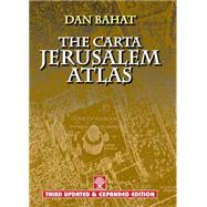 The Carta Jerusalem Atlas by Bahat, Dan; Ketko, Shlomo, 9789652208071