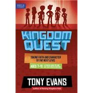 Kingdom Quest by Evans, Tony, 9781589978072